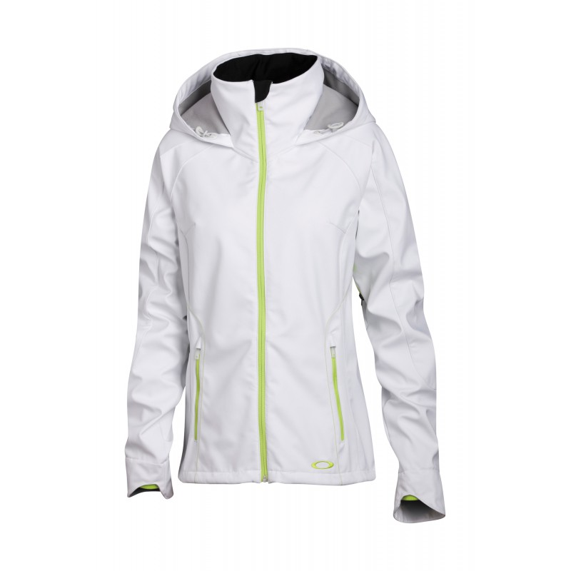 OAKLEY PRS SOFT SHELL JACKET White