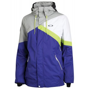 Oakley Ascertain Insulated Jacket Spectrum Blue
