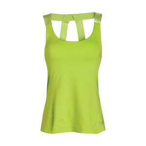 OAKLEY SHINE SUPPORT TANK Lightning Green