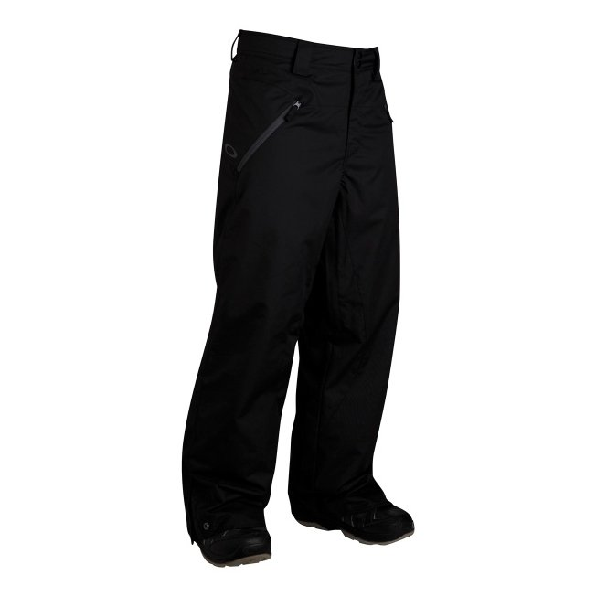 OAKLEY ORIGINATE PANTS JET BLACK