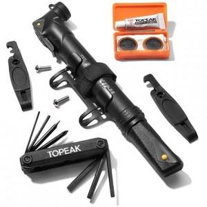 Topeak Deluxe Accessory Kit - Zestaw Akcesoriów