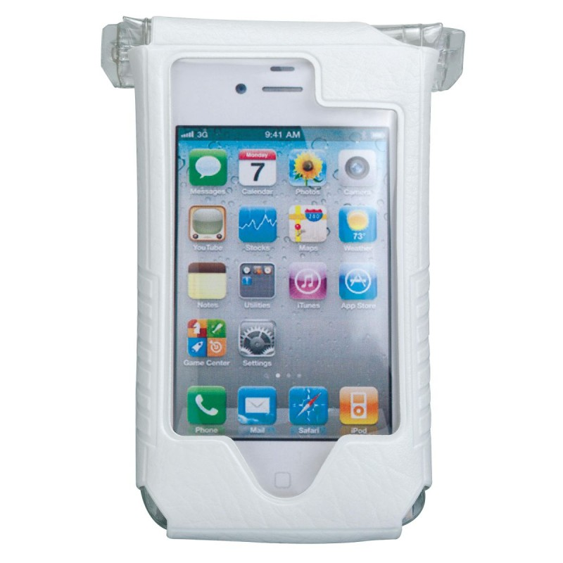 Topeak SMARTPHONE DRYBAG FOR iPHONE 4/4S WHITE