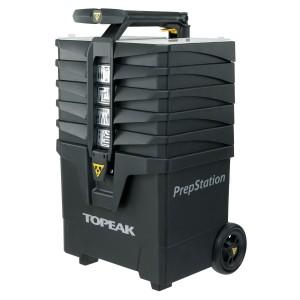 Topeak  PREPSTATION - Zestaw narzędzi w mobilnej skrzyni